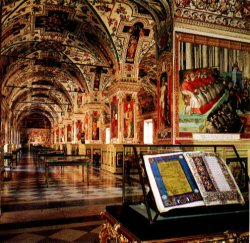 Выставка секретных архивов в Ватикане