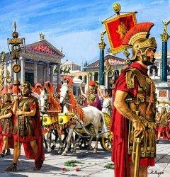 Нужны ли военные парады - традиции Рима