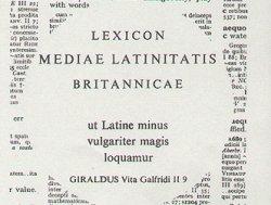 «Серебряная веха» латыни